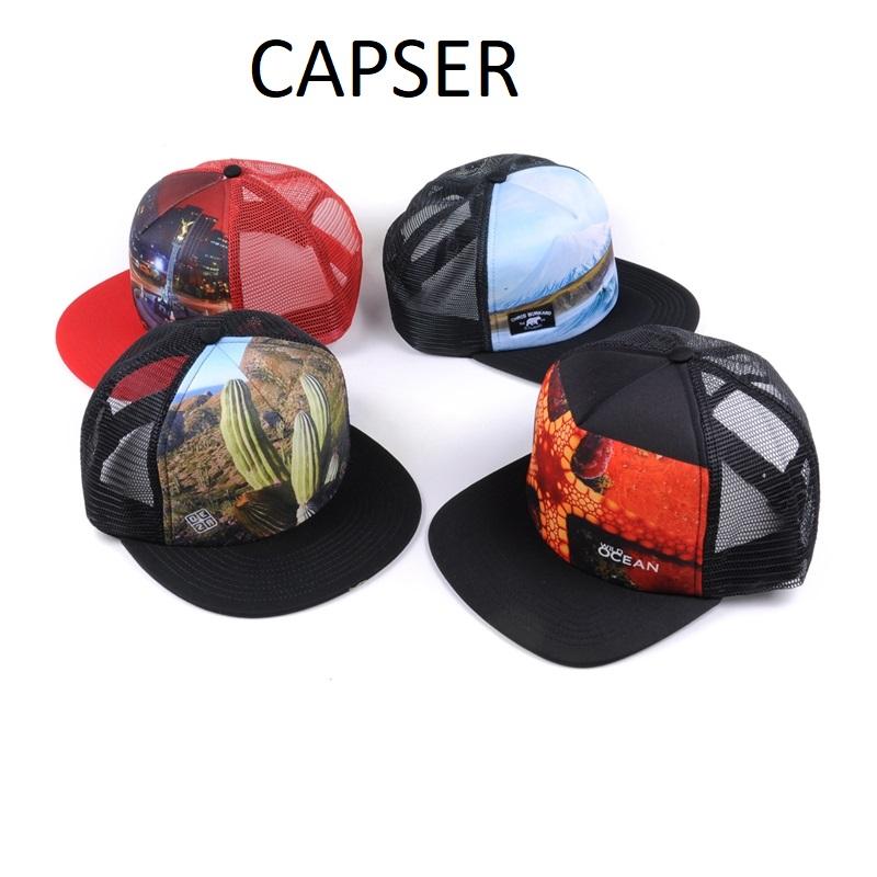 trucker capser